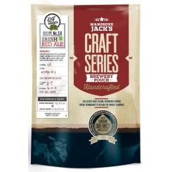 "MJ Craft Series ""Irish Red Ale"" til 23-25 liter"