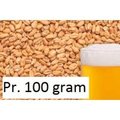 Hvede malt Weyermann Pr. 100 g. 3 - 5 ebc