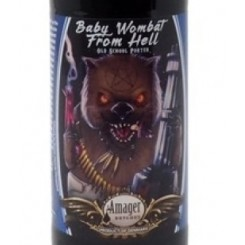 Baby Wombat From Hell 33 cl. Amager Bryghus