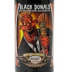 Black Donald 33 cl. Amager Bryghus