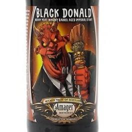 Black Donald 33 cl. Amager Bryghus