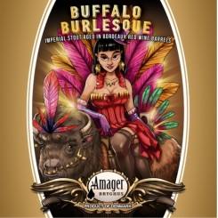 Buffalo Burlesque 33 cl. Amager Bryghus