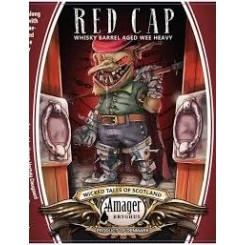 Red Cap 33 cl. Amager Bryghus