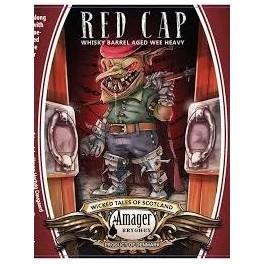 Red Cap 33 cl. Amager Bryghus