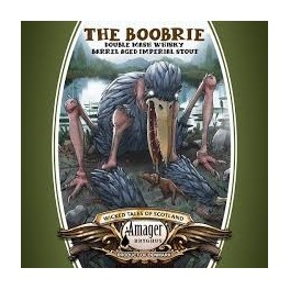 The Boobrie 33 cl. Amager Bryghus