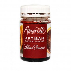Amoretti - Artisan Natural Flavors - Blood orange 226 g Blod appelsin sirup