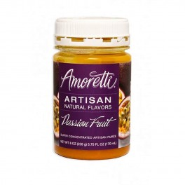 Amoretti - Artisan Natural Flavors - Passion 226 g Passionsfrugt sirup