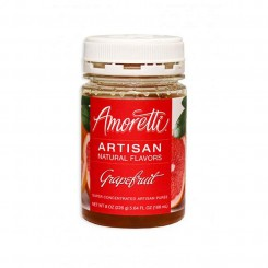Amoretti - Artisan Natural Flavors - Grapefruit 226 g Grapefrugt sirup