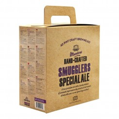 Smugglers Special Ale, Muntons Hand-Crafted Series
