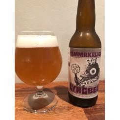 "Lyngbeer "" SMMRKRL!GHD "" Hvede Pale Ale , 33 cl"