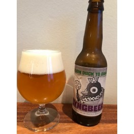 """Lyngbeer : """" From Duck To Dawn """" IPA , 33 cl"""