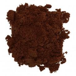 Cassonade sukker, belgisk kandis mørk 1000 g.