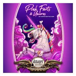 Pink Farts & Unicorns 44 cl. Amager Bryghus