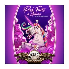 Pink Farts & Unicorns 33 cl. Amager Bryghus