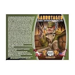 Sabrotaged 33 cl. Amager Bryghus