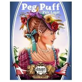 Peg Puff 33 cl. Amager Bryghus