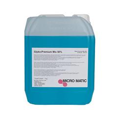 Glycol 5 liter kølervæske propylenglycol -50% blå