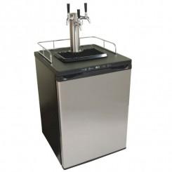 Kegerator X-series 3 haner til 3 kegs inkl. 3 x 18 ltr. AEB cornelius kegs