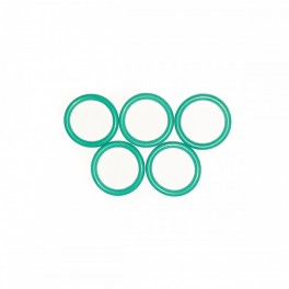 Brewtools O-ringe, 18x2mm for dip tube 5 stk. pakning