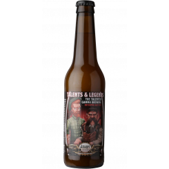 Talents & Legends - Gamma Brewing - 33 cl. Amager Bryghus