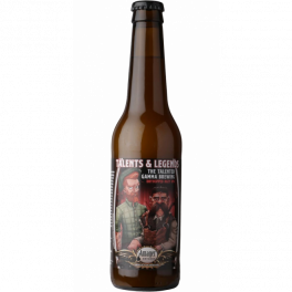Talents & Legends - Åben - 33 cl. Amager Bryghus
