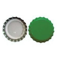 "Kapsel ""Lyse-grøn"" 26 mm pris for 50 stk."