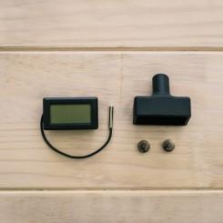 SS Brewtech LCD termometer til gæringstanke