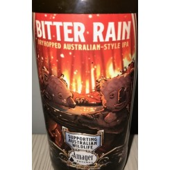 Bitter Rain - Dryhopped Australien Style IPA 33 cl Amager Bryghus