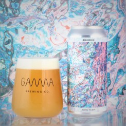 Big Doink, Double IPA, Gamma Brewing