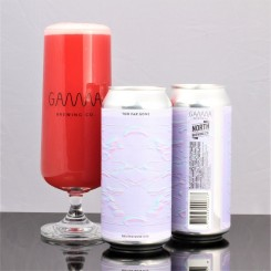 Too Far Gone, Fruited Gose, Gamma Brewing