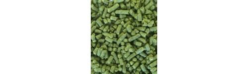 Humle pellets