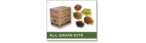 All-Grain Beer Kit, alt i en pakke